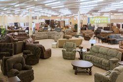 Beiter's Home Center Showroom