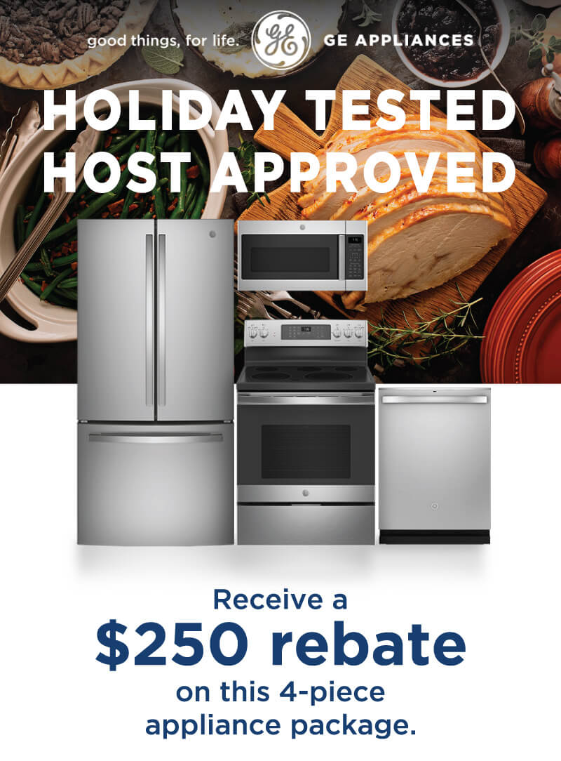 GE Holiday Savings