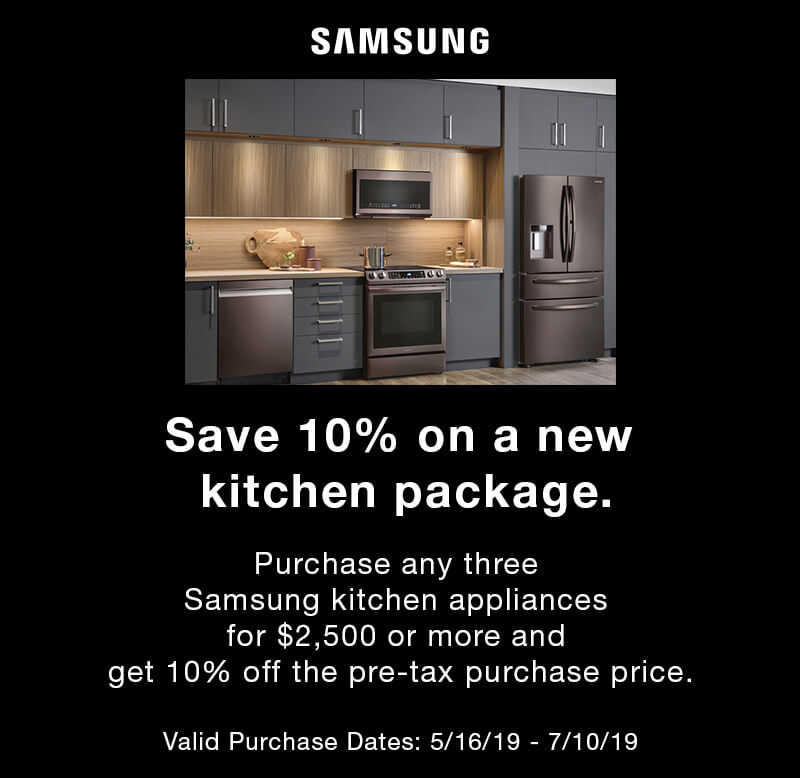 Save 10 On A New Kitchen Package